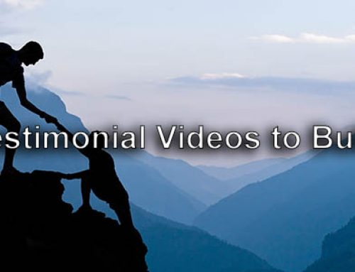 Using Testimonial Videos to Build Trust