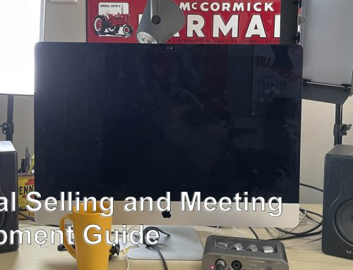 Virtual Selling and Meeting Equipment Guide